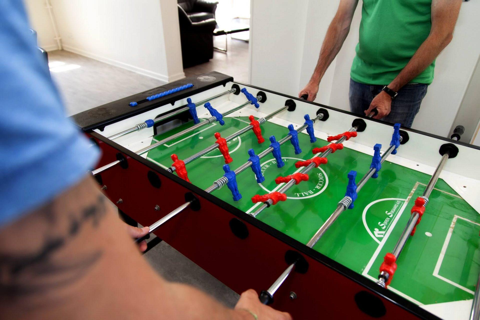 højbo 1 bordfodbold1